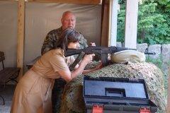 Atrakcja do biesiady - Zawody strzeleckie